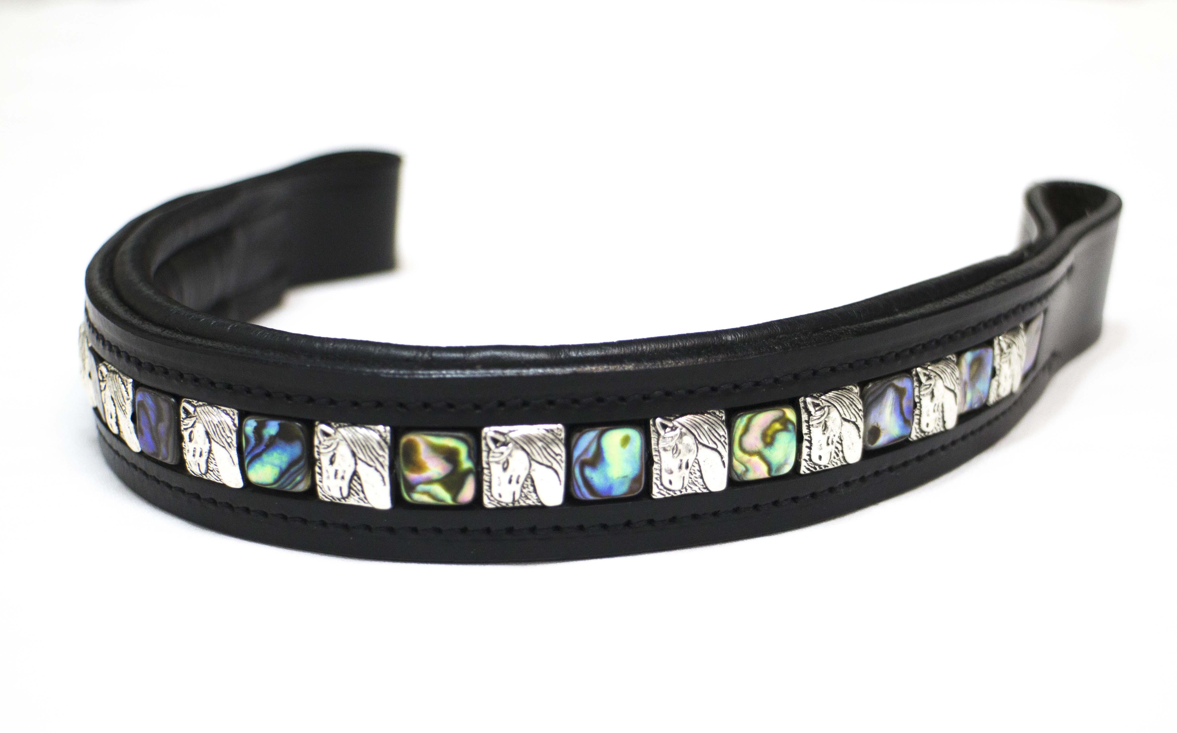 Abalone Browband
